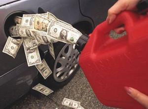 Состояние автомобиля и расход топлива