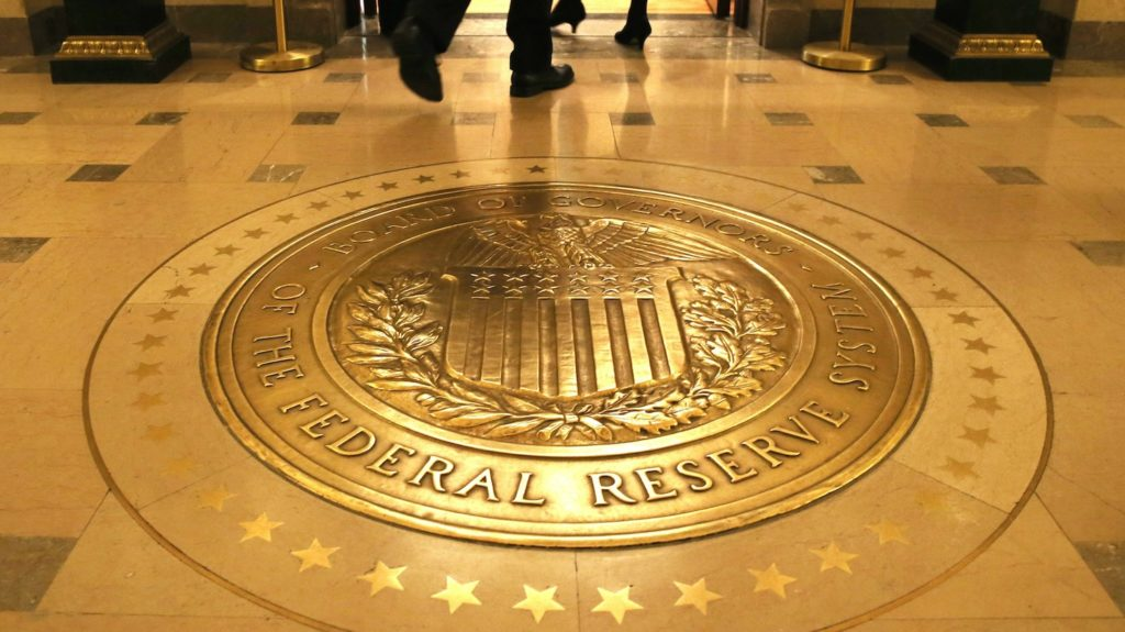 Ставка ФРС осталась на прежнем уровне