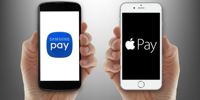 Чем отличаются Apple Pay и Samsung Pay