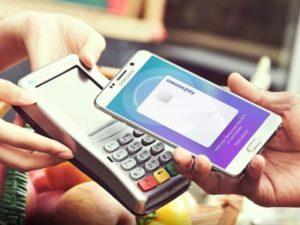 Как платить с помощью Самсунг Пей Сбербанк