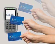 Как оплачивать покупки спомощью Visa Paywave