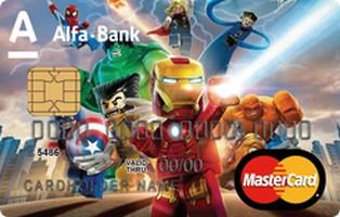 Детская карта от Альфа-банка: дизайн, кэшбэк, контроль расходов