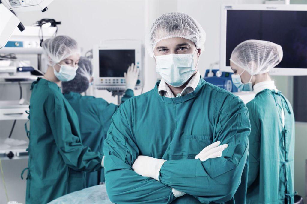 какая зарплата у хирурга