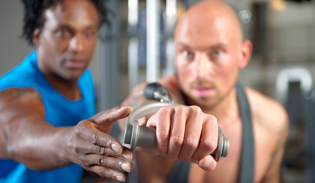 Зарплата фитнес-тренера в Москве