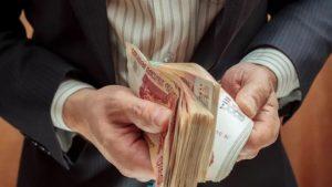 зарплаты министров в России