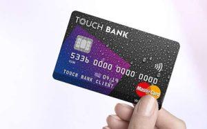 условия кредитной картыТач банка