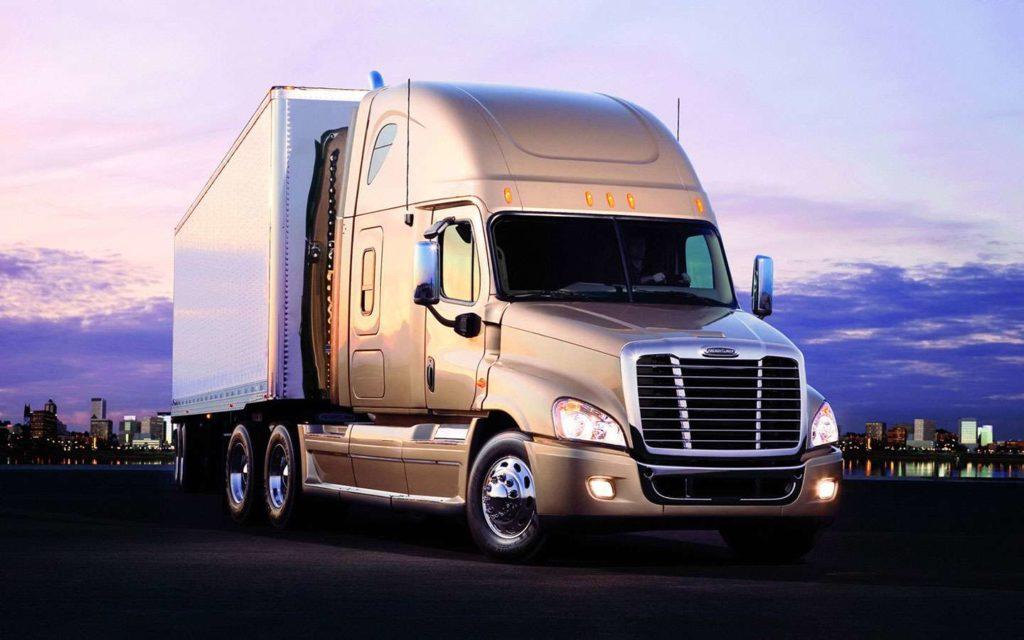 грузовые автомобили в кредит