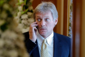 сколько зарабатывает пресс-секретарь Дмитрий Песков